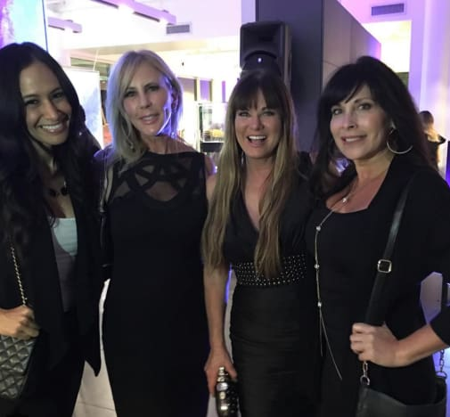 Vicki Gunvalson, Jo De La Rosa, Jeana Keough and Tammy Knickerbocker