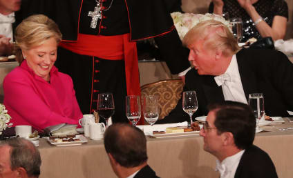 Donald Trump: Booed for Slamming Hillary Clinton at Alfred E. Smith Dinner