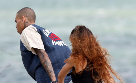 Will Chris Brown beat Rihanna again?