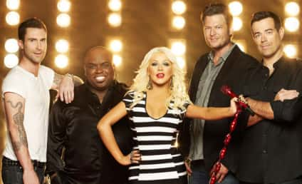 The Voice: Renewed For Seasons 4 and 5!