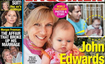 Report: John Edwards Moving Rielle Hunter to N.C.; Elizabeth Edwards Packs Her Things
