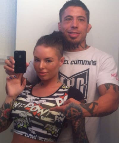Valuable Christy mack war machine mma fighter photo accept. opinion