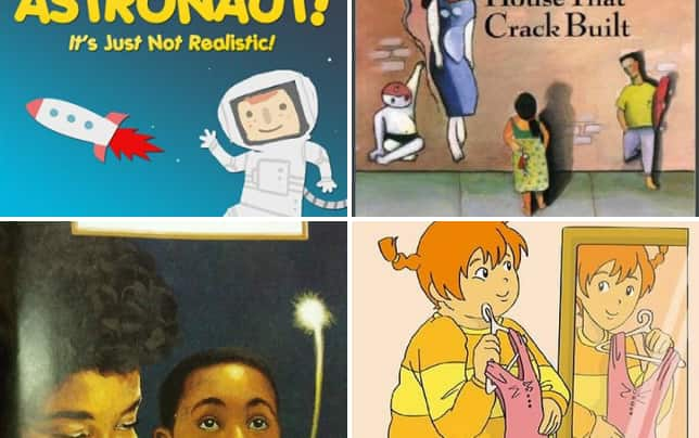 41 hilariously inappropriate childrens books aiming low