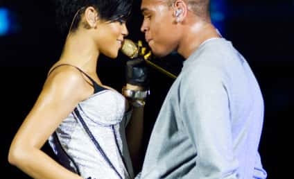 "Report: Chris Brown & Rihanna ""Dangerously"" Close to Reconciling, Friends Scramble to Torpedo Romance"