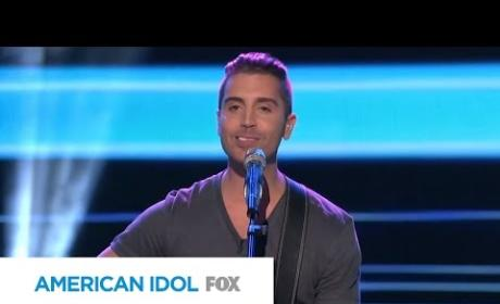 "Nick Fradiani - ""In Your Eyes"""