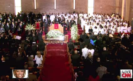 Cissy Houston to Revisit Scene of Daughter's Death