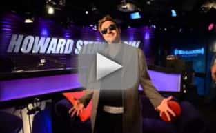 David Arquette: Drunk on Howard Stern
