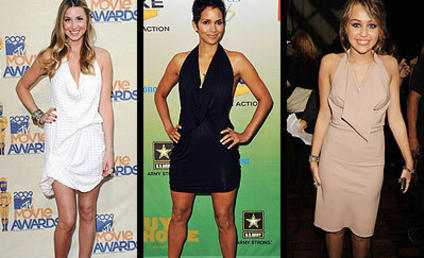 Whitney, Halle or Miley: Who Looked Best?