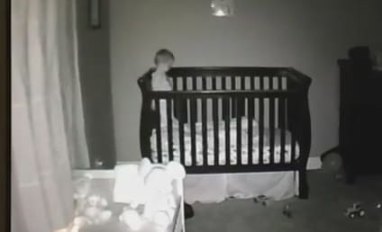 Toddler Practices Faceplants During Nap, Parents Watch on Monitor