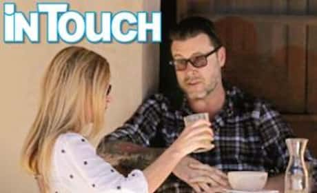 Dean McDermott and Mary Jo Eustace Together