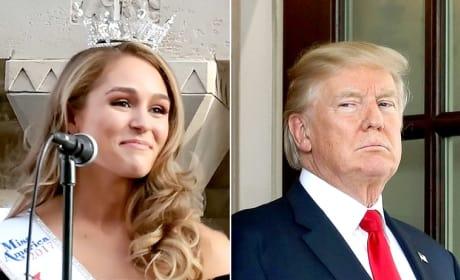 Miss Texas Needs Just 15 Seconds to Destroy Donald Trump