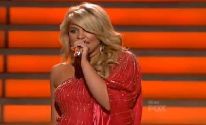 Lauren Alaina Returns to the American Idol Stage
