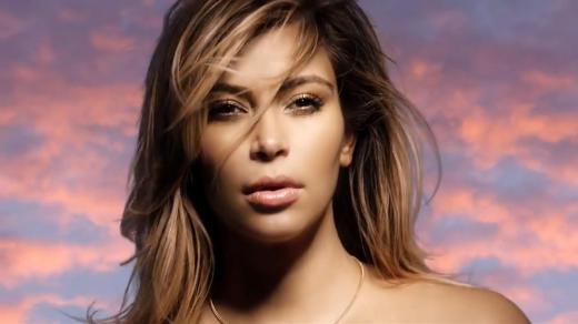 Kim Kardashian from Bound 2