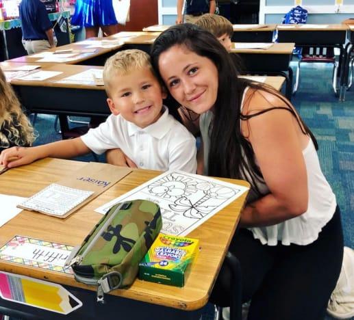 Jenelle Evans: See? I'm Sending My Kids to School Like a GOOD Mom!