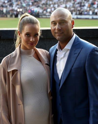 Derek Jeter and Hannah Davis Welcome First Child!!!!!