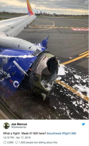 scary flight