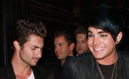 Confirmed: Drake LaBry is Adam Lambert's Boyfriend!