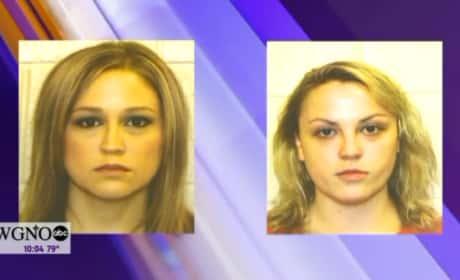 Shelley Dufresne, Rachel Respess Arrested in Sex Scandal