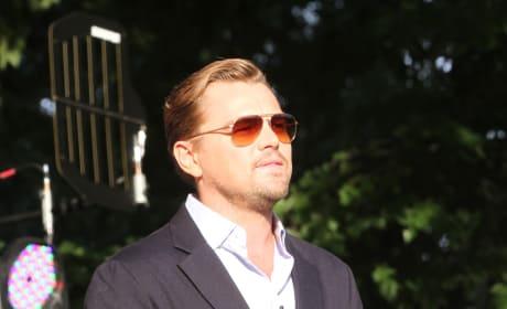 Leonardo DiCaprio: Trimmed Down