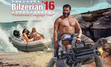 Dan Bilzerian: Presidential Campaign Ad Features Boobs, More Boobs