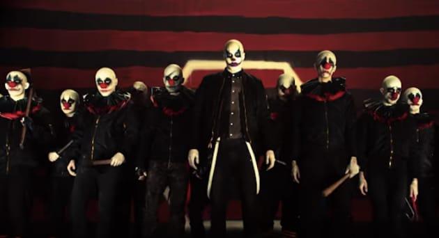 American Horror Story Clowns