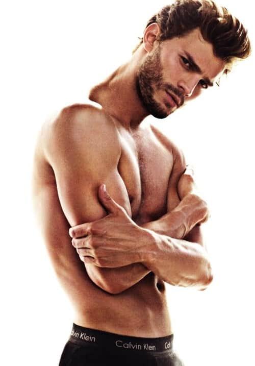 Jamie Dornan Shirtless Pic
