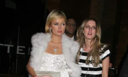 Paris Hilton, Posse Celebrate 'Firecrotch Day'