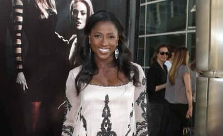 Rutina Wesley on the Red Carpet