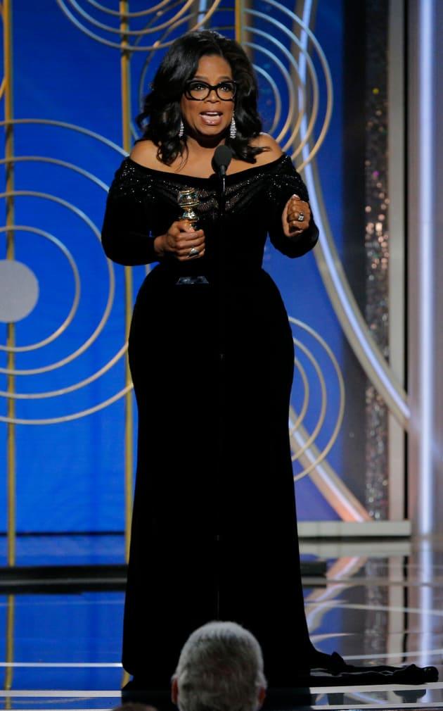 Oprah Inspires