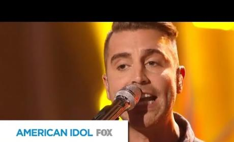 """Nick Fradiani - """"Maggie May"""""""