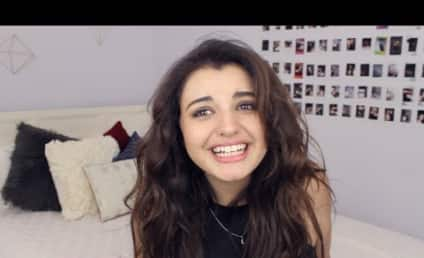 Rebecca Black Reads YouTube Hate Comments: You Sing Like a Sick Donkey!