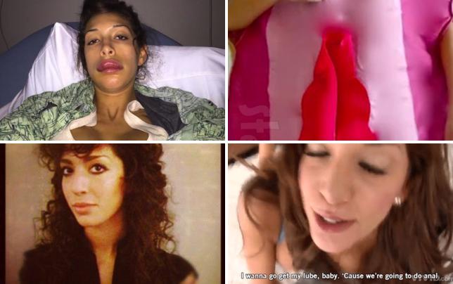 Farrah abraham lip implant photo