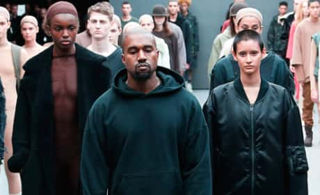 Kanye West for Style