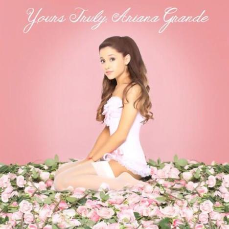 Ariana Grande Album Cover