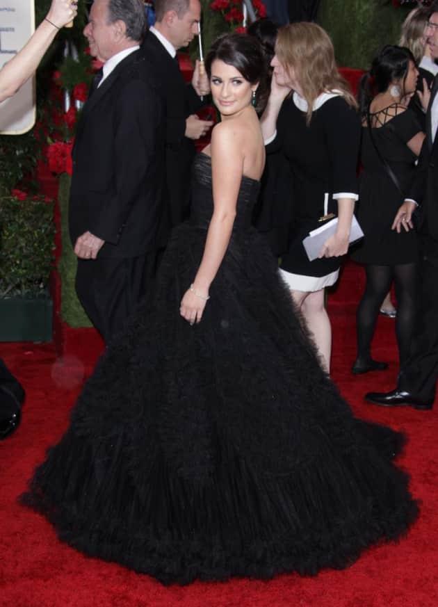 Lea Michele Fashion