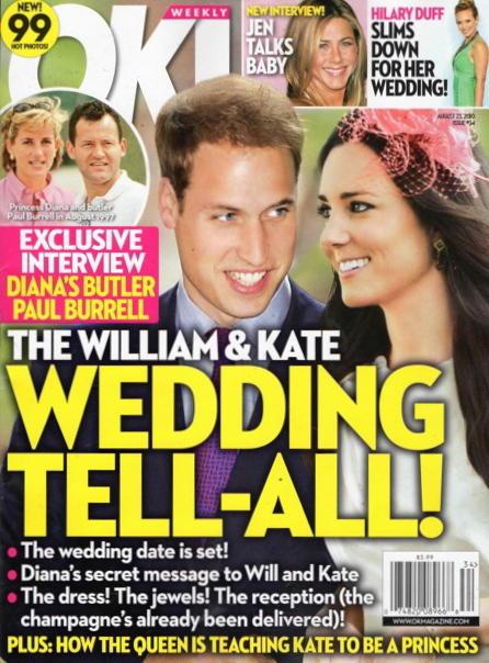 Wedding Tell-All!