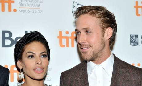 Eva Mendes and Ryan Gosling Pic