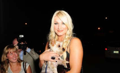 Brooke Hogan Blogs About Brother's Release