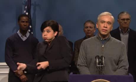 Saturday Night Live Sign Language Skit