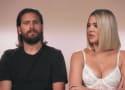 Khloe Kardashian & Scott Disick Pull Lame Prank on Kris Jenner