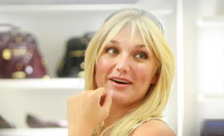 Brooke Hogan, Shopping