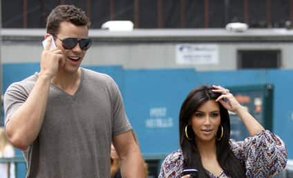 Kim Kardashian to Kris Humphries: I'll Sue You!