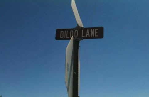 Dildo Lane