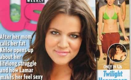 Khloe Kardashian Pretends to Whine About Being Fat For Attention