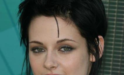 Kristen Stewart Hair Update: Back to Bella!