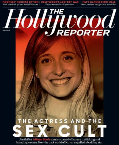Allison Mack The Hollywood Reporter