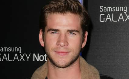 Liam Hemsworth: Caught Cozying Up to Non-Miley Blonde!