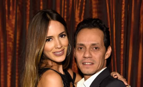 Marc Anthony & Shannon De Lima In Happier Times