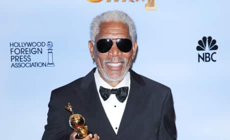 Morgan Freeman Pic