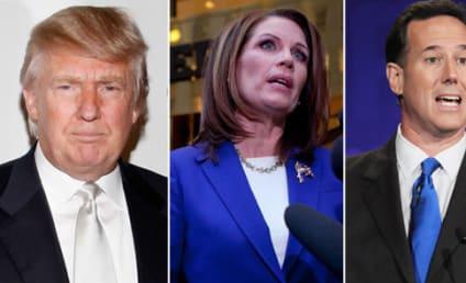 Michele Bachmann-Donald Trump Ticket in 2012?